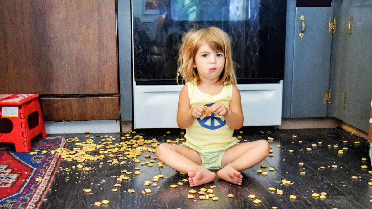 Great news: You're feeding your toddler crap