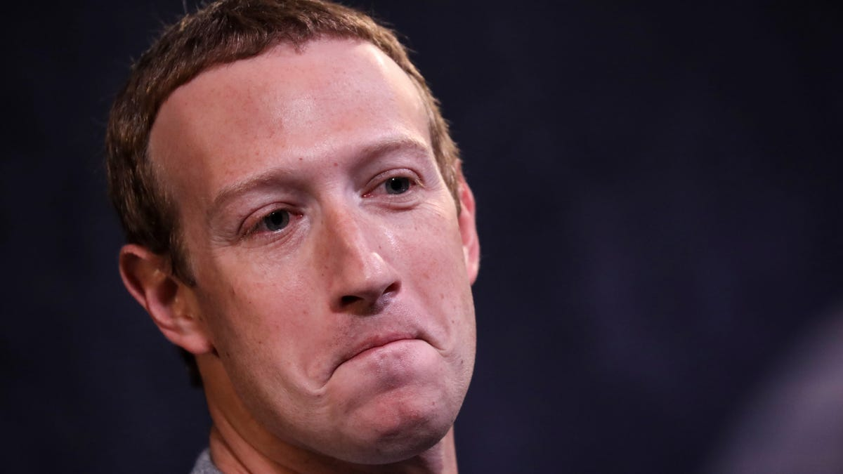 Mark Zuckerberg to Somehow Become Even More Unlikable in the 2020s, Mark Zuckerberg Says