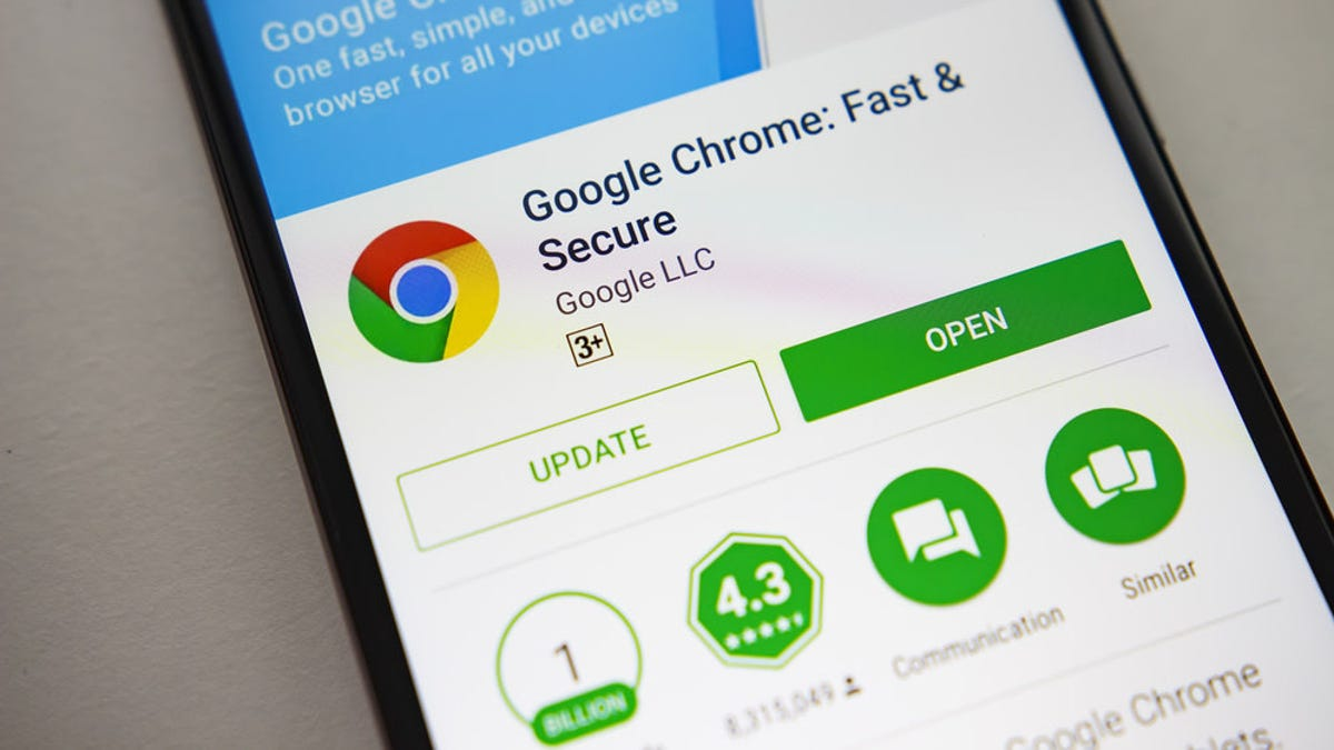 How to Unlock Chrome's Hidden Bottom Toolbar in Android