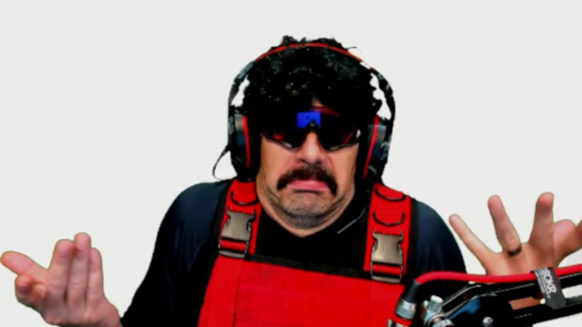 Dr Disrespect's Shtick Takes A Dangerous Turn Into Spreading Coronavirus Conspiracy Theories