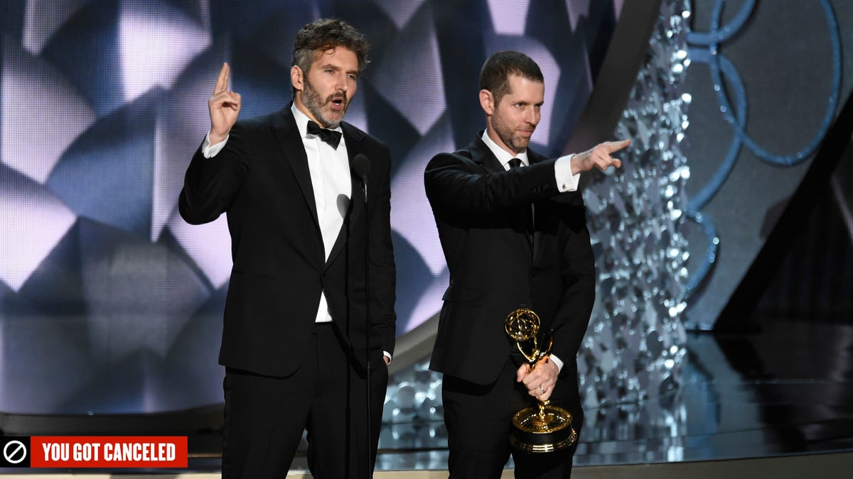 Goodbye to David Benioff and D. B. Weiss, Two Men You Can't Tell Apart