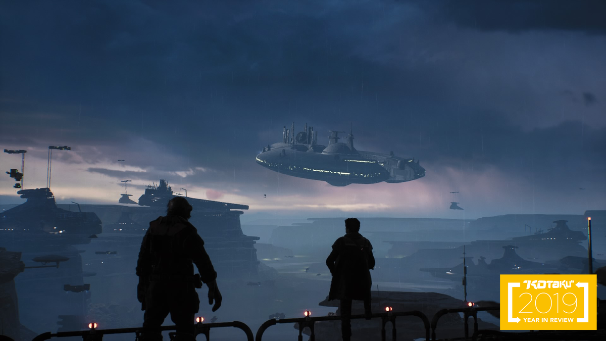The Year In Video Game Skies, 2019