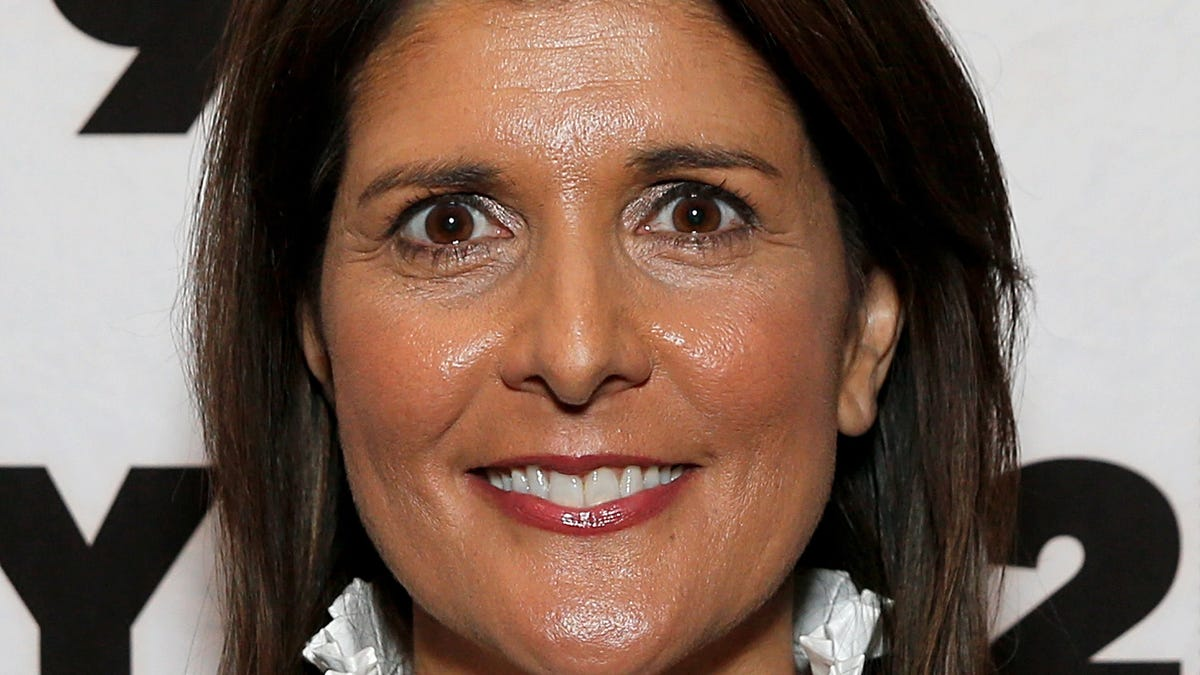 Which One of You Assholes Made Off With Nikki Haley's Very Special Popcorn?