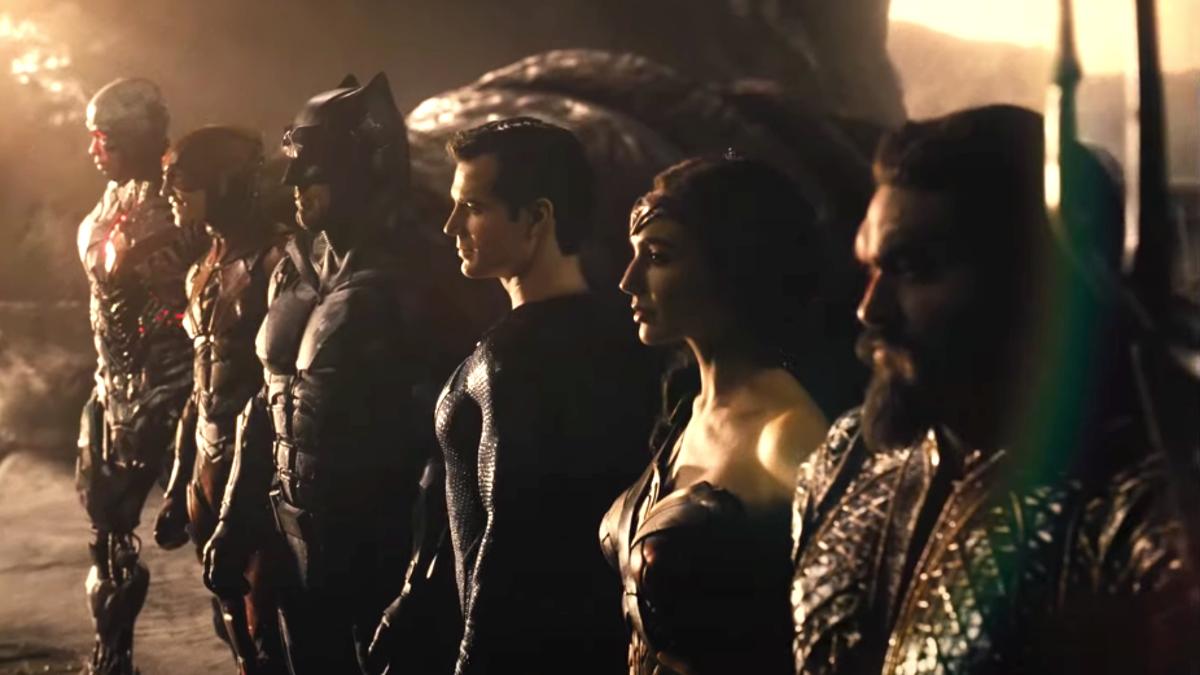 Tráiler del Snyder Cut de Justice League con escenas nunca vistas