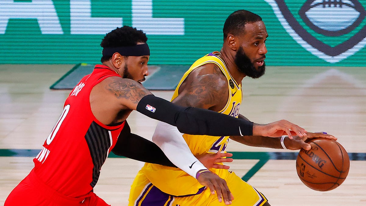 One Night of Showtime for L.A. Glosses Over Lakers' Glass Jaw vs. Dame & Blazers