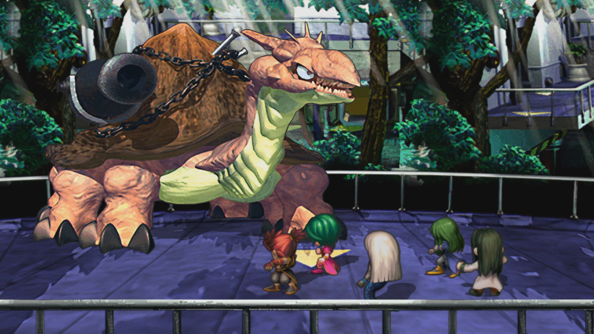Remaster or no, SaGa Frontier remains busted in all the weirdest ways