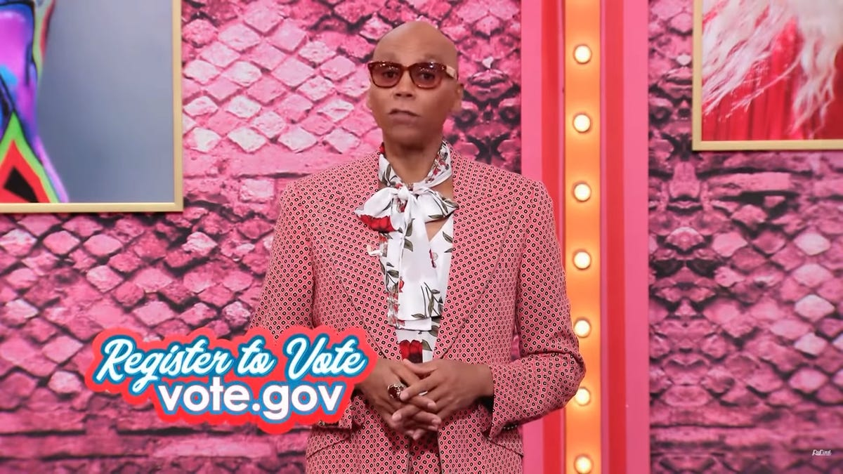 RuPaul's Drag Race gets political as the queens debate America's choices for 2020