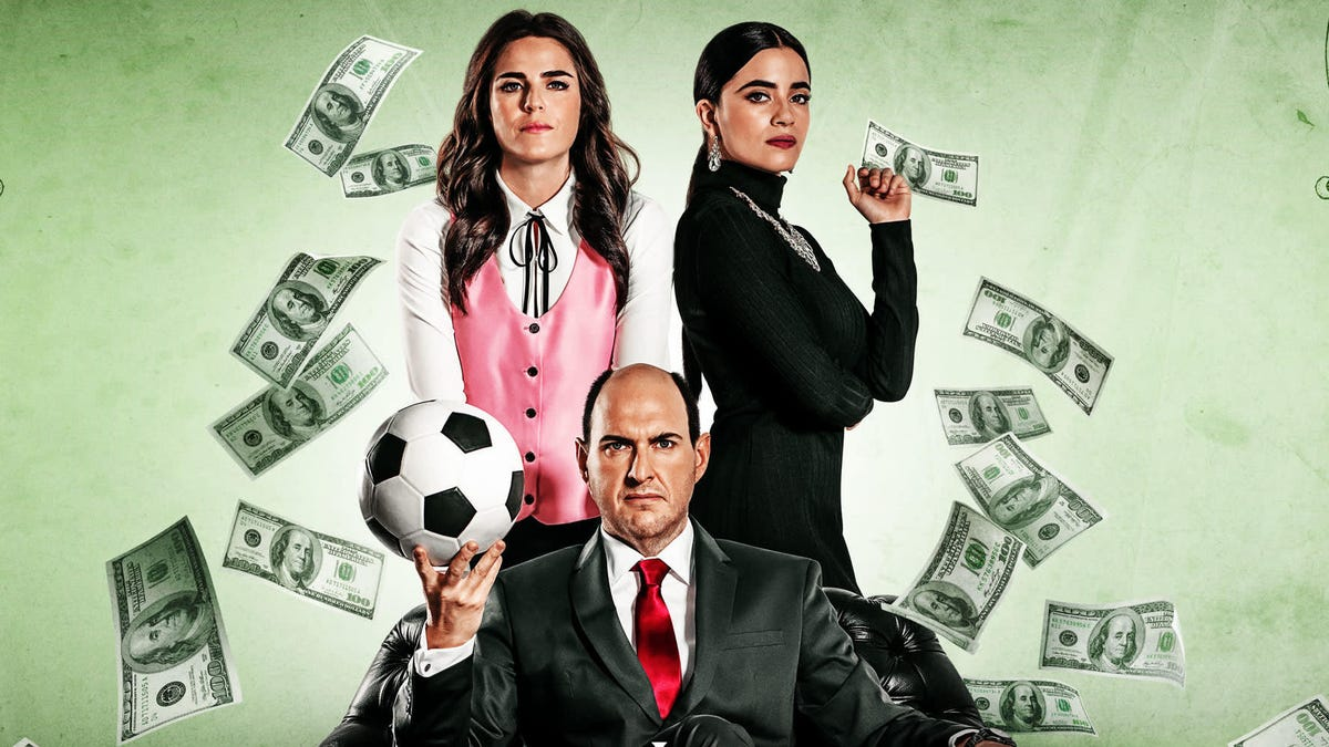 Amazon Prime steps into the violent world of FIFA corruption with this trailer for El Presidente