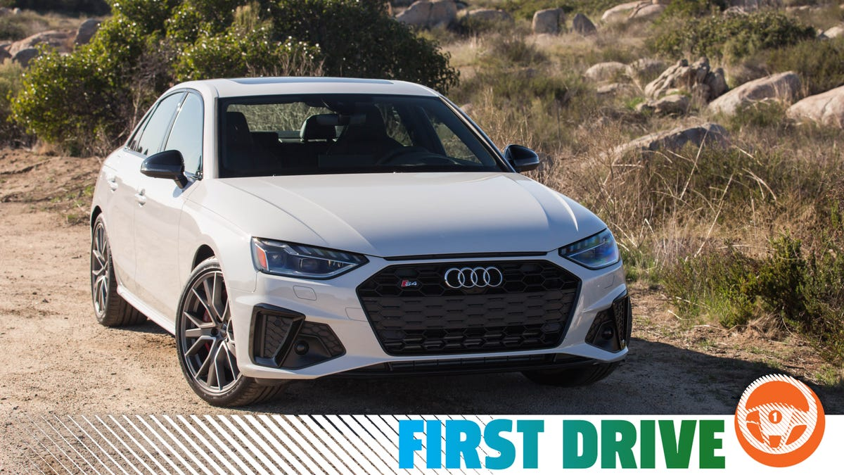 The 2020 Audi S4 Drives Like A Proper Sports Sedan Without Excess