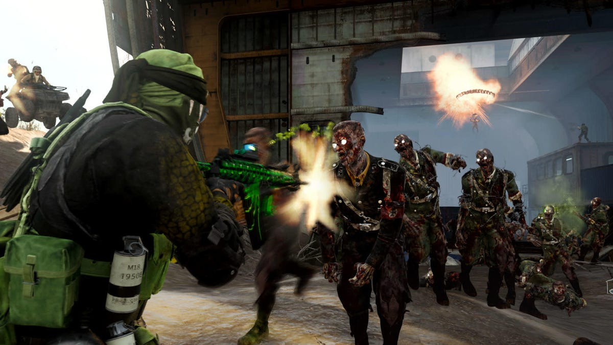 Warzone Is (Slowly) Teasing A Zombies Event - Kotaku