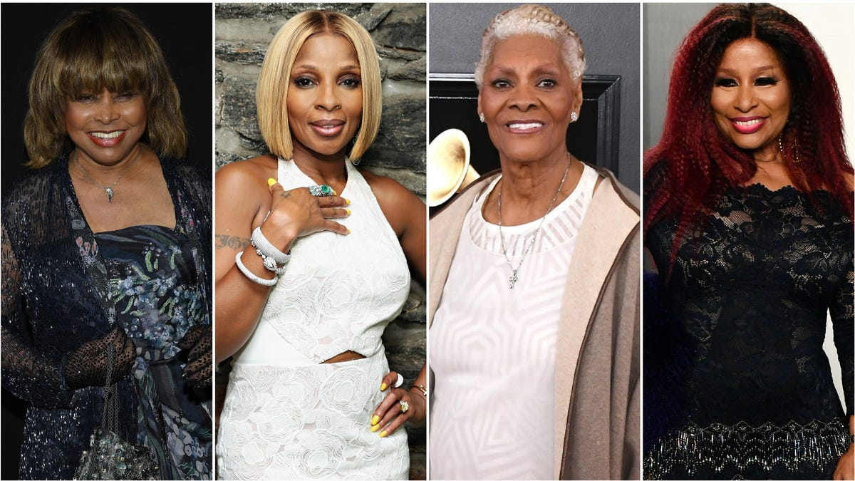Tina Turner, Mary J Blige, Dionne Warwick and Chaka Khan Among Rock & Roll Hall of Fame 2021 Nominees; HBO's T - The Root