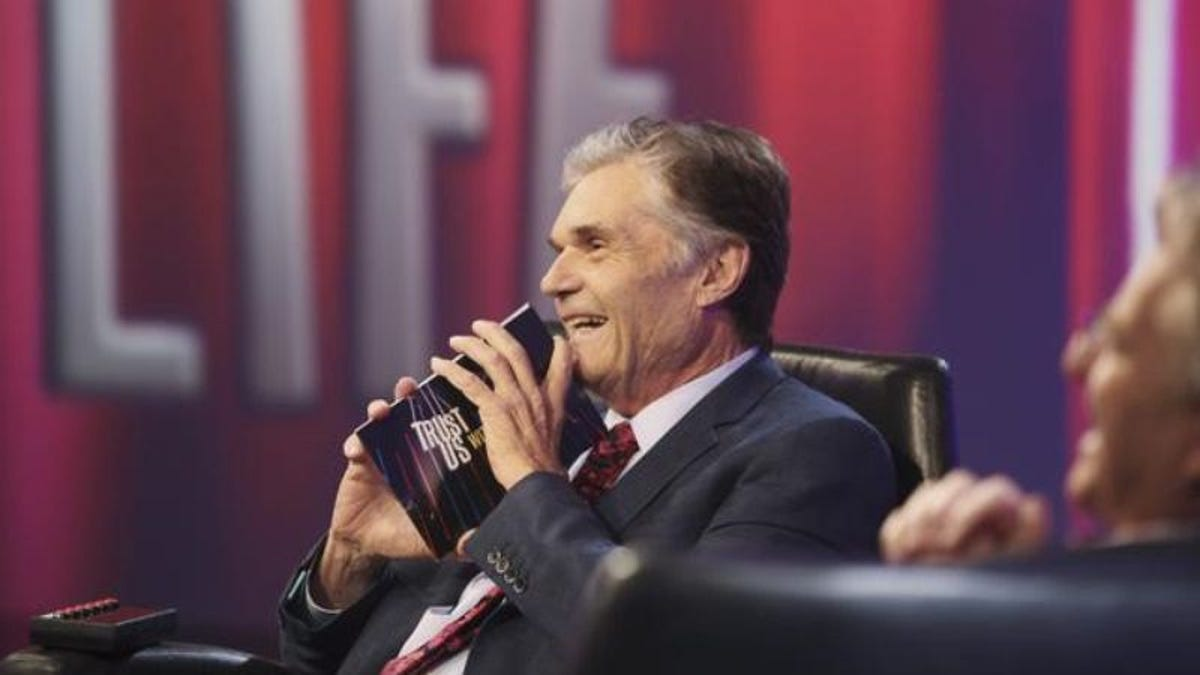 Fred Willard on playing boobs and the occasional authority figure