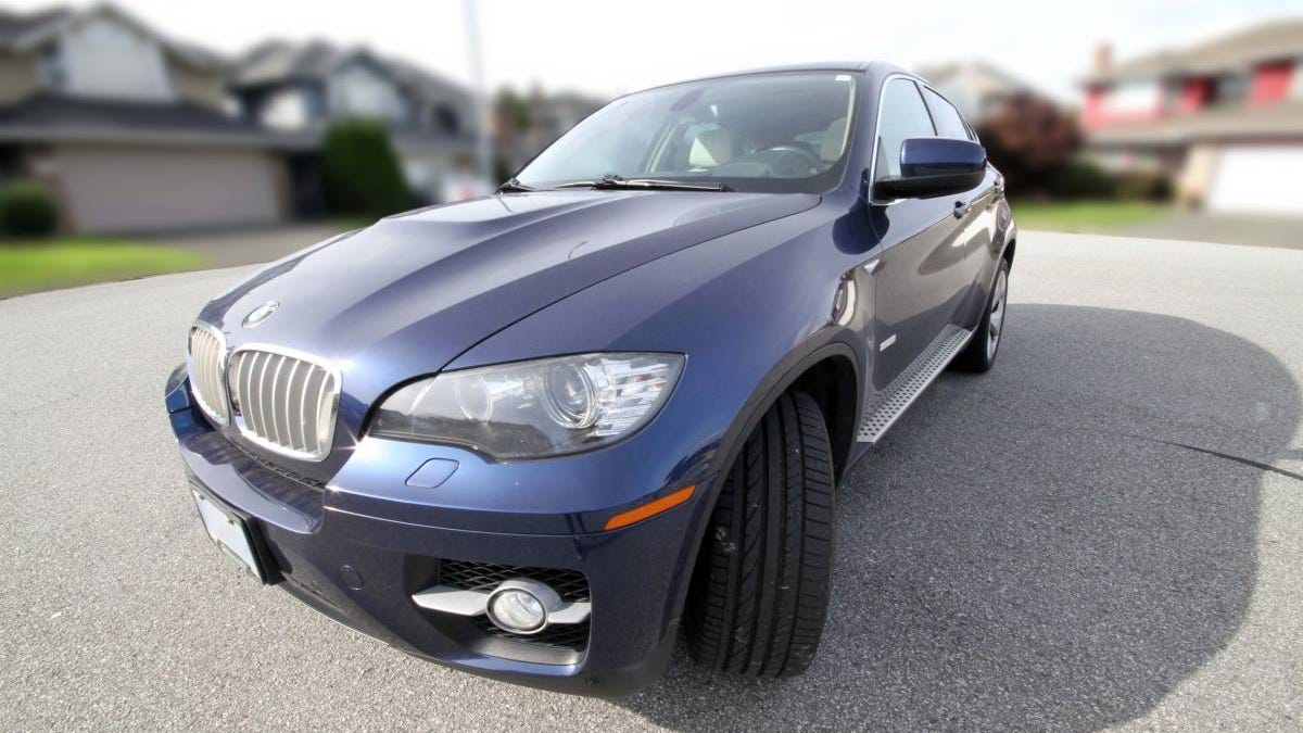 At $18,888, Is This 2010 BMW X6 ActiveHybrid An Actively Good Deal?