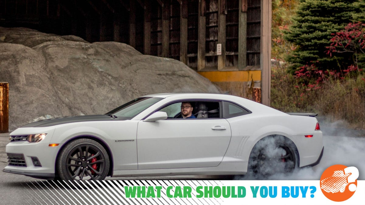 I Want A Flashy Car Than Can Do Burnouts For $35,000! What Car Should I Buy?