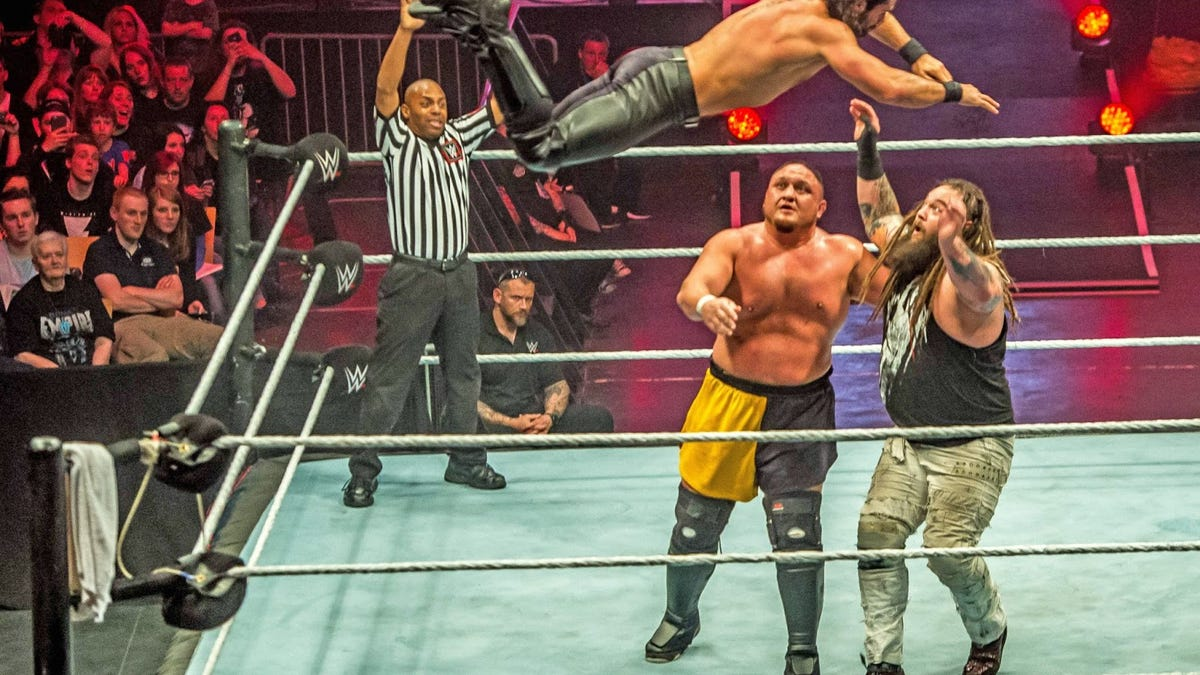 WWE misses another chance to release the right people