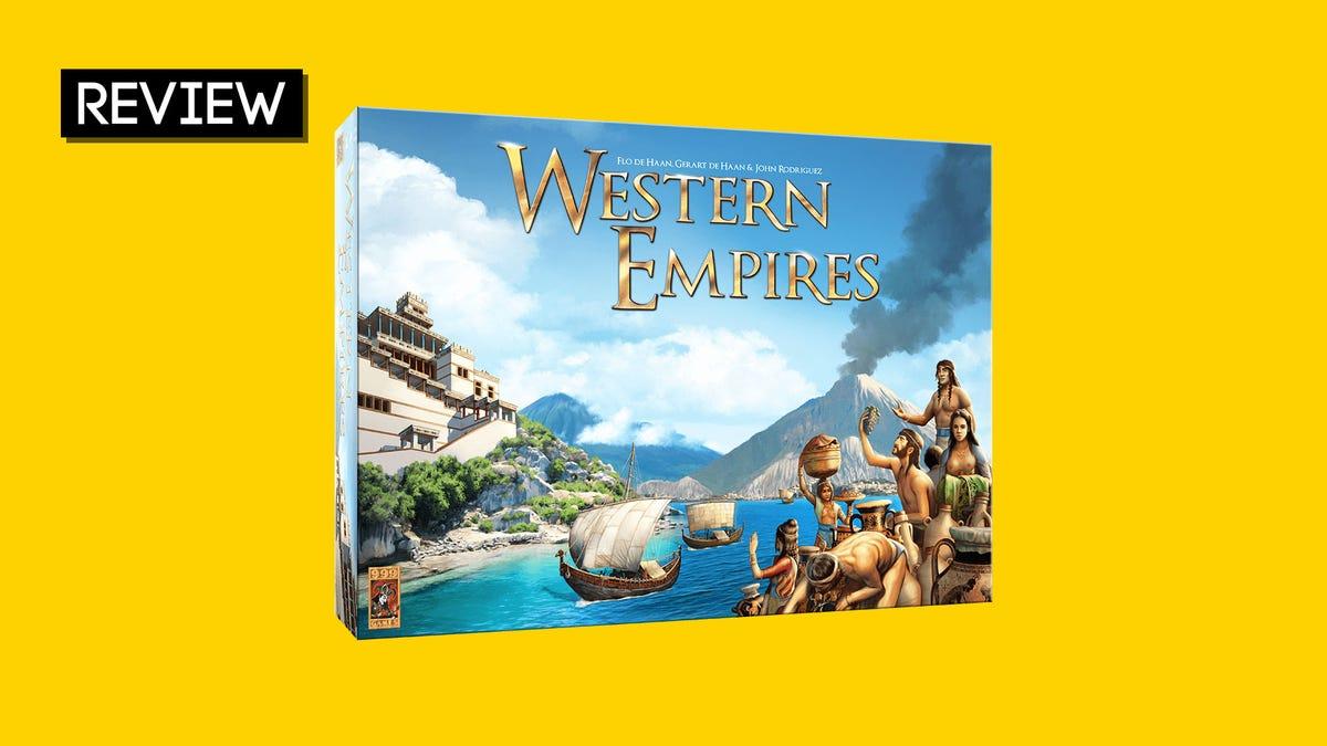Western Empires: The Kotaku Review