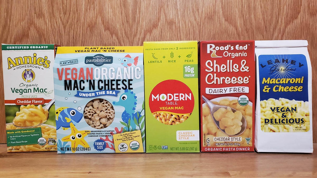 Can a boxed vegan mac and cheese provide all the comfort of Kraft?