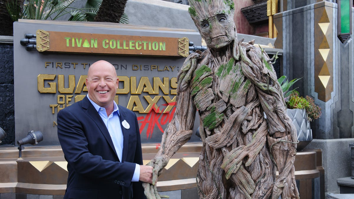Disney CEO Bob Chapek doesn't think movie releases will ever go back to the old way - The A.V. Club