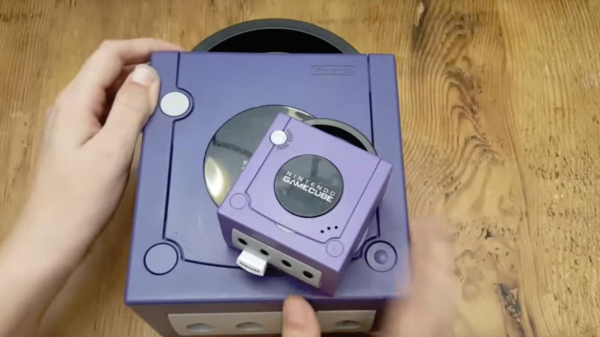 Image result for gamecube mini""