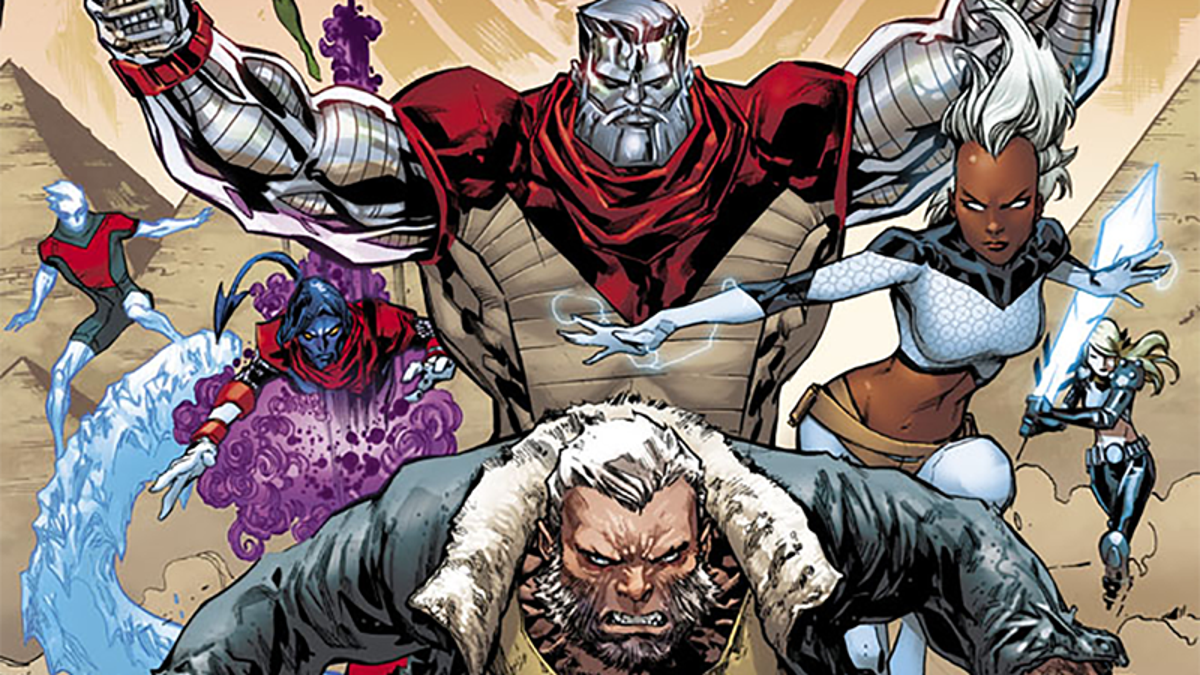 The X-Men Comics Will Relaunch Next Year, Bigger Than Ever