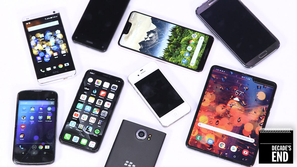 The Most Important Phones of the Decade
