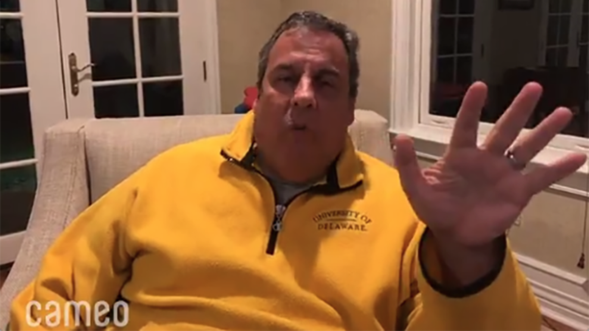 Chris Christie Humiliated on Cameo