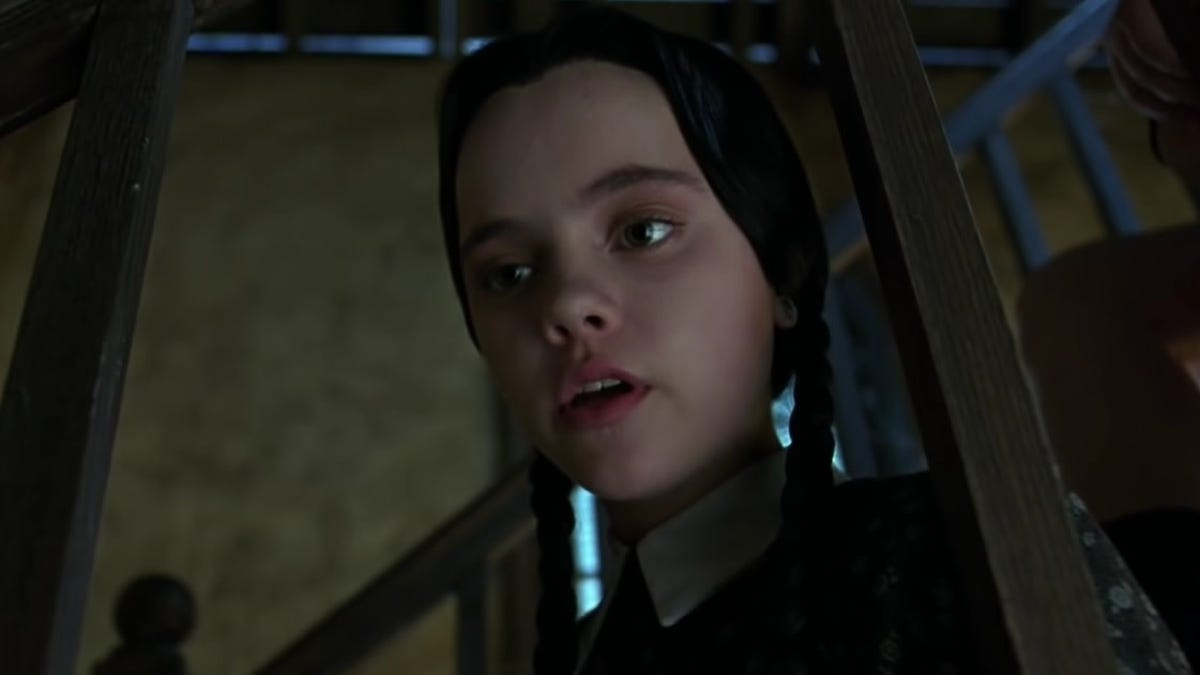 Netflix and Tim Burton to scare up a live-action Wednesday Addams series