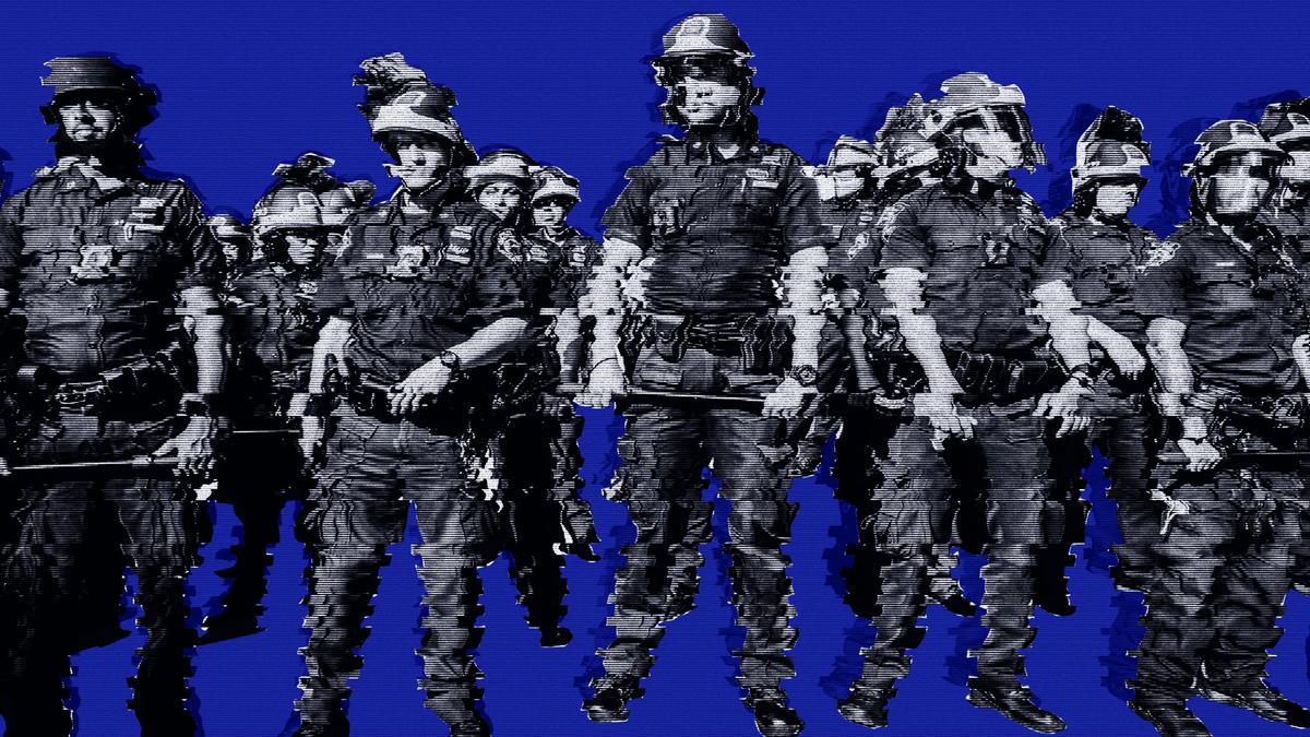 Let's Abolish the Police Force