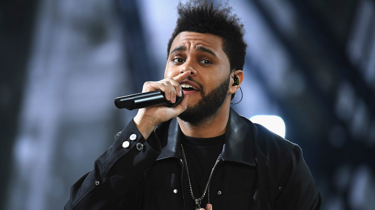 The NFL Taps The Weeknd for 2021 Super Bowl Halftime Show