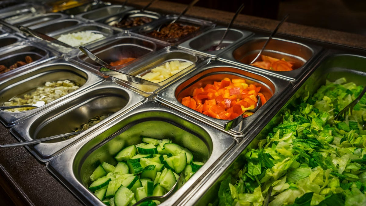 Last Call: What do you miss most about the salad bar?