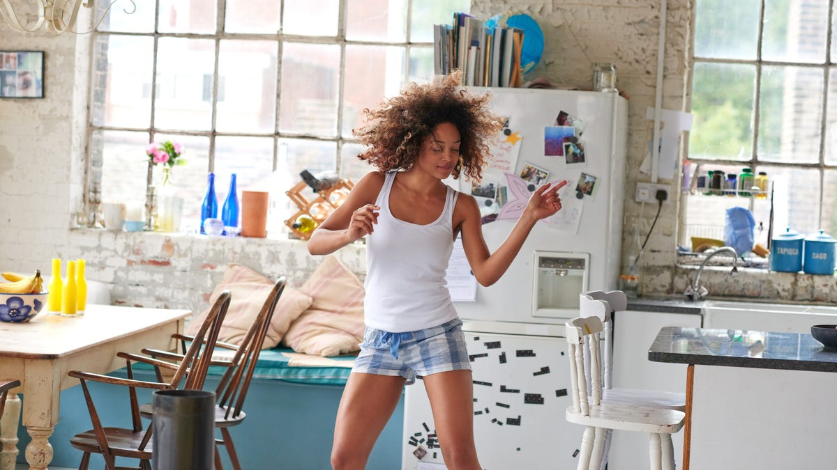 Why You Need an At-Home Dance Party Right Now