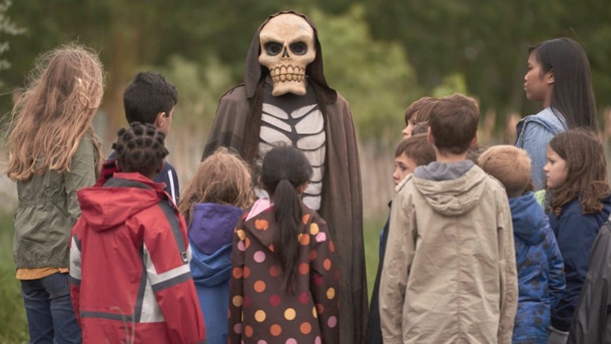 Syfy S Channel Zero Candle Cove Served Up Dread Until The