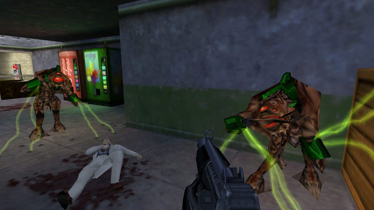 Holy Crap, Valve Is Is Still Patching Half-Life