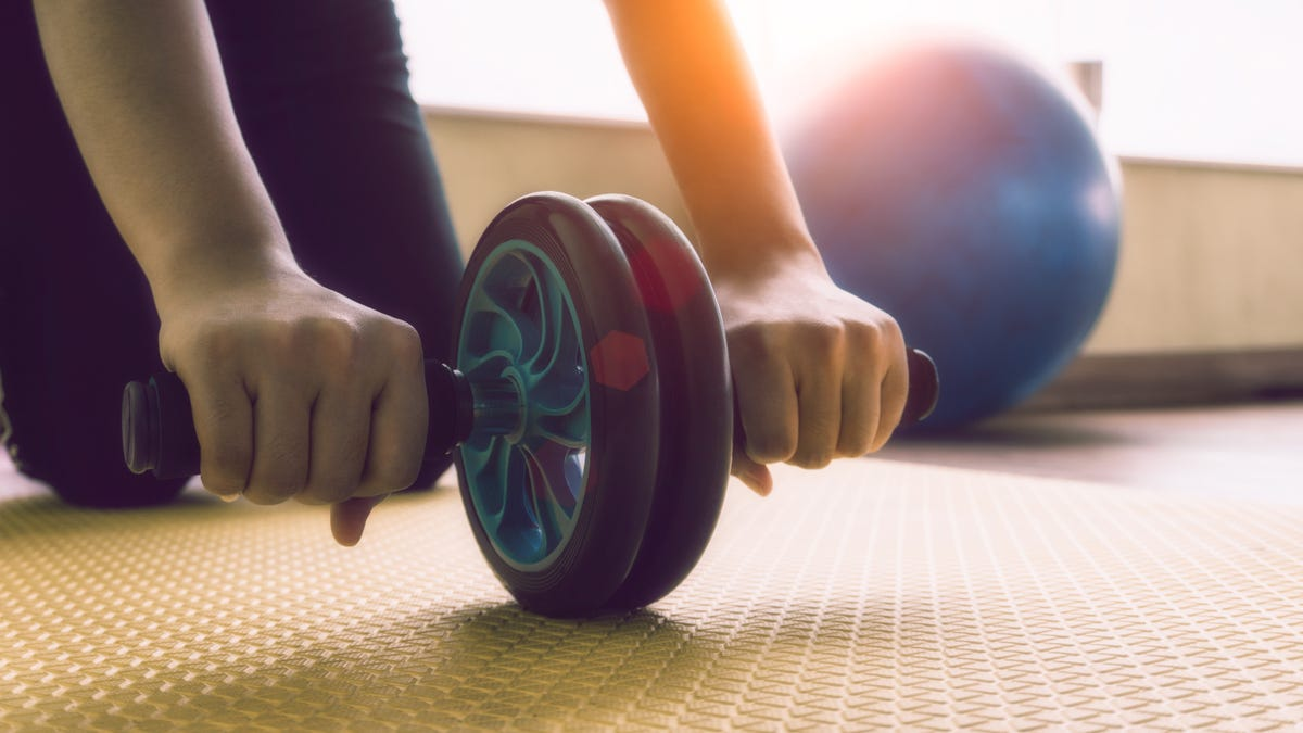 It's Time to Tackle the Ab Wheel