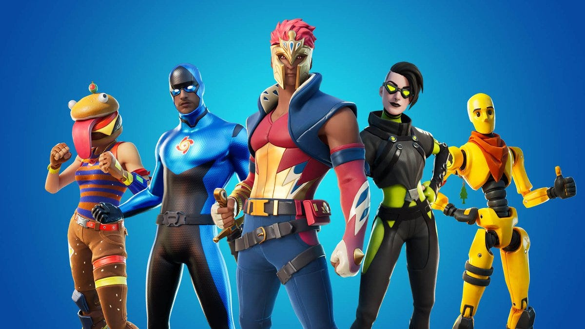 Fortnite Is Ready For PS5 And Xbox Series X/S