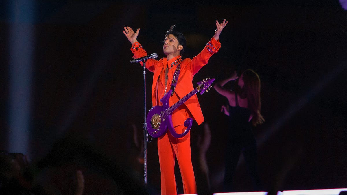 Release the Purple Cut: Never-Before-Heard Prince Album Welcome 2 America Is Coming in July