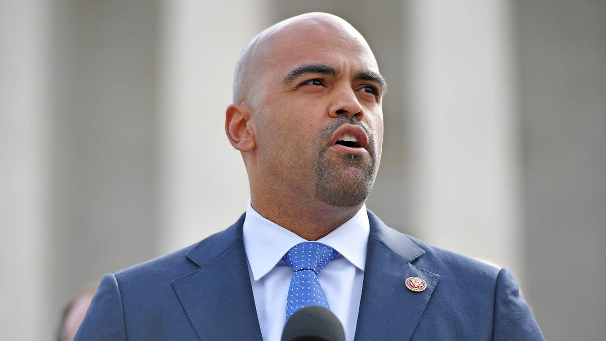 Former Titan Colin Allred is the last person you want to mess with on the House floor