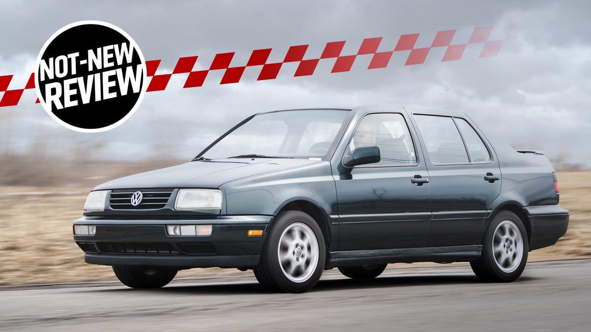 the volkswagen jetta glx vr6 was ahead of its time the volkswagen jetta glx vr6 was ahead