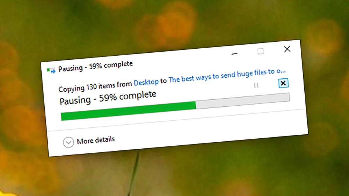 The Best Ways to Send Huge Files to Other People