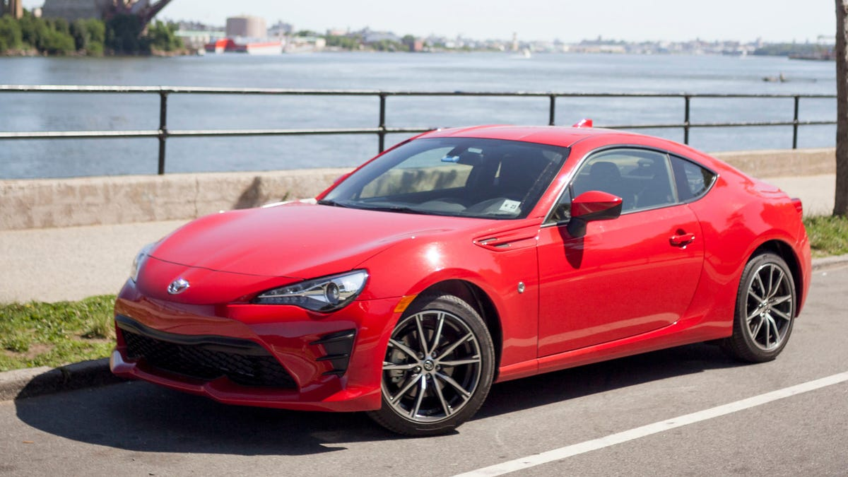 Next-Generation Toyota GT86 To Be Called GR86: Report
