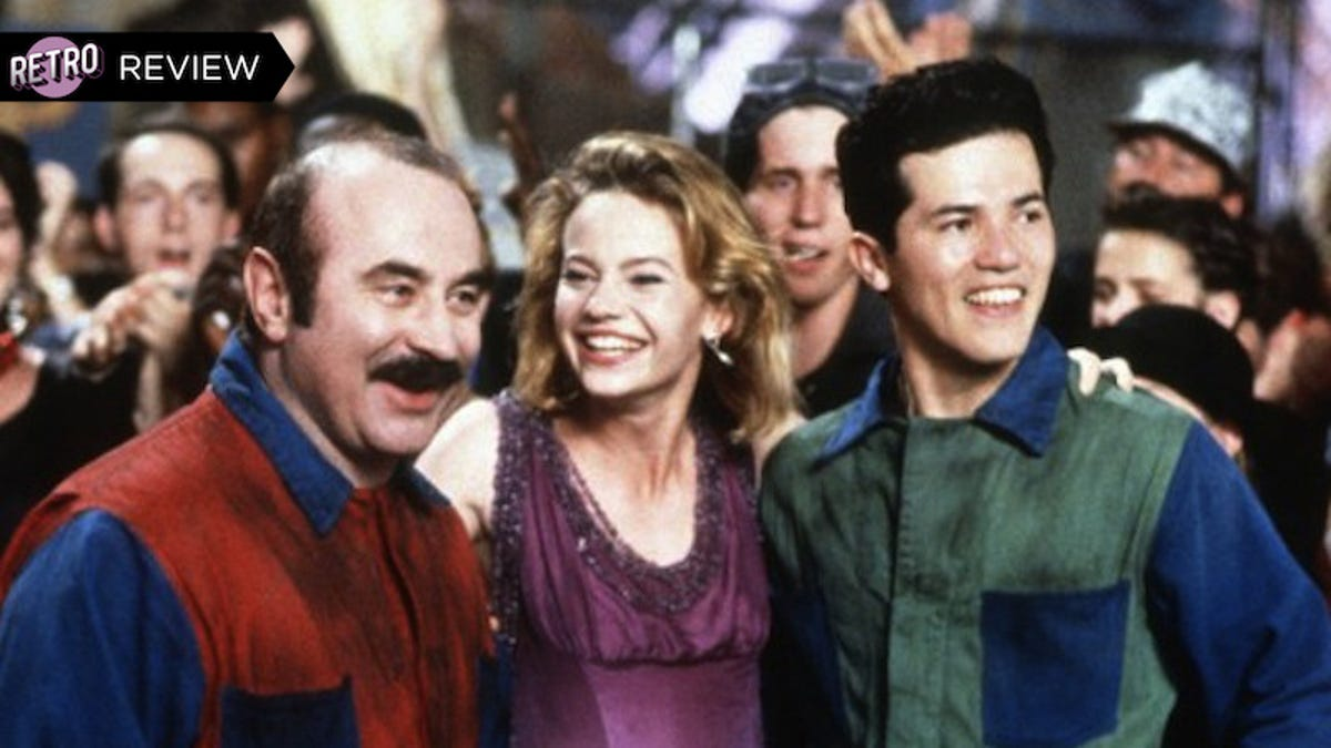 photo of The Super Mario Bros. Movie Was a Damp, Fungal Love Letter to New York City image