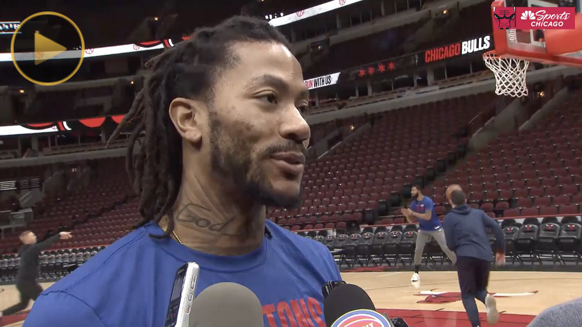 Derrick Rose, In Dubious Taste