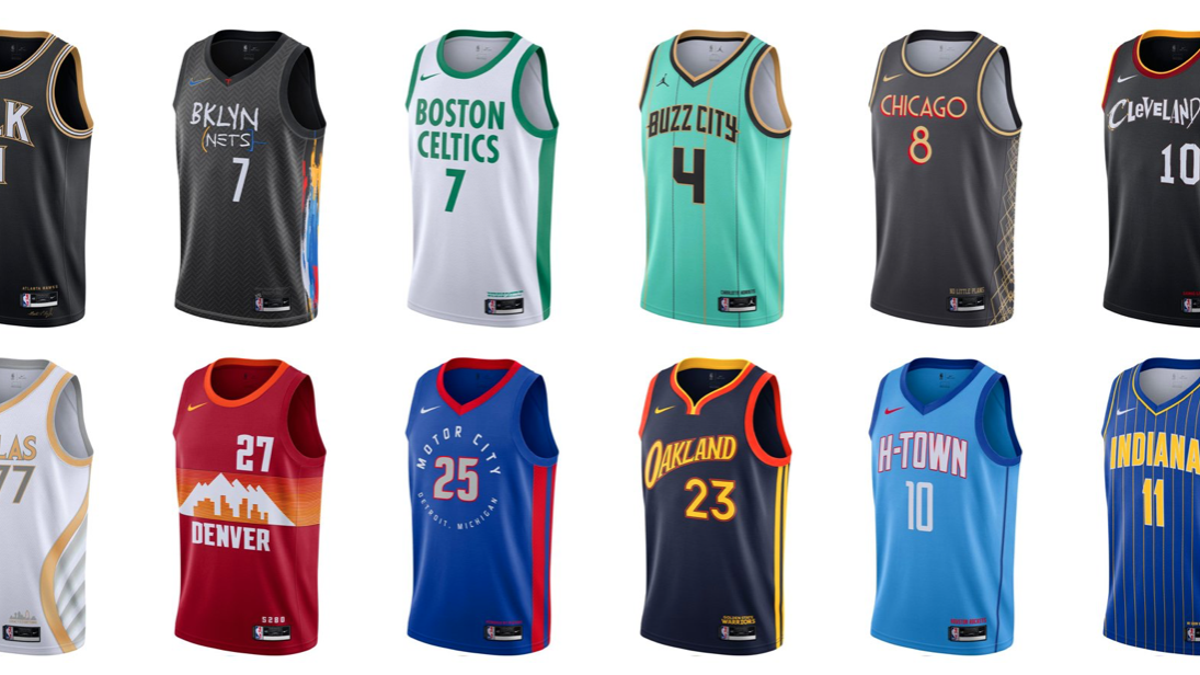 The NBA City Edition Jerseys Are Awesome