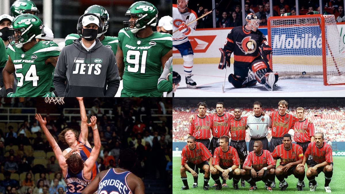 The Worst Sports Teams of All Time