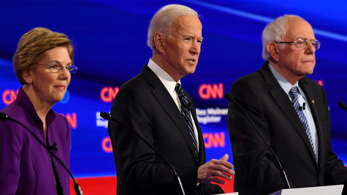 The Most Important Moments From Last Night's Democratic Debate