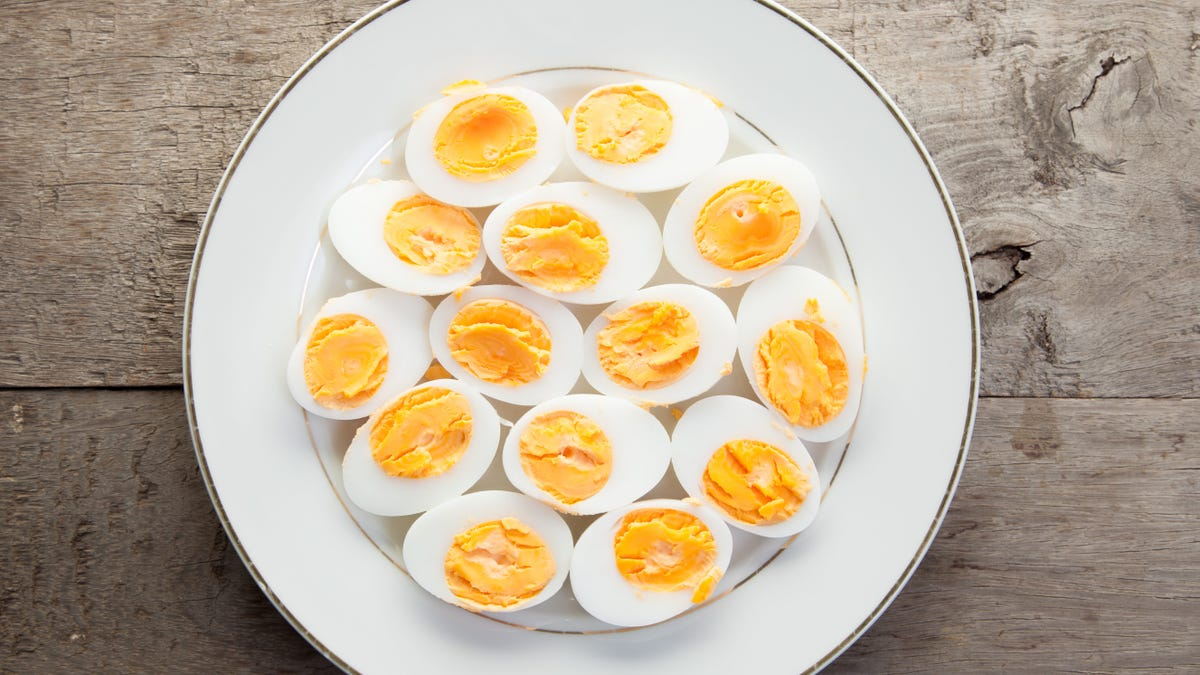 Actually, You Don't Need to 'Shock' Hard-Boiled Eggs in Ice Water
