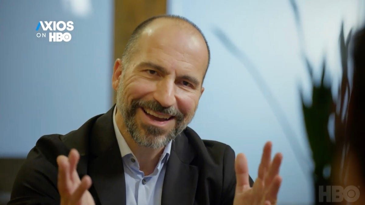 Uber CEO Says Murder of Journalist By Saudi Government Was 'Mistake' That Can Be Forgiven