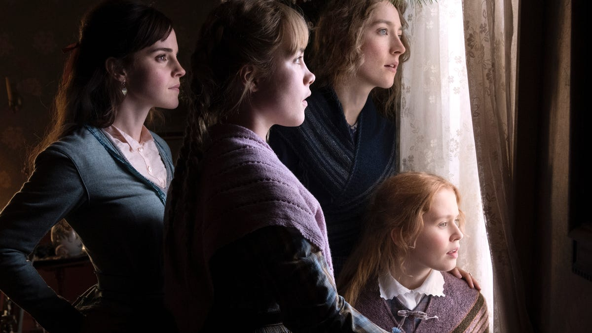 Greta Gerwig's Little Women vibrantly celebrates ambition, creativity, kindness, and love