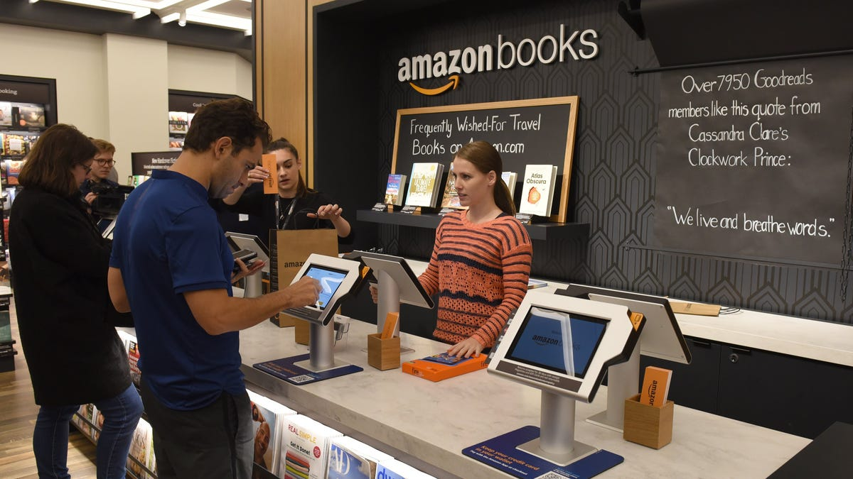 Just in Time, Amazon Patents Method to Prevent In-store Comparison Shopping