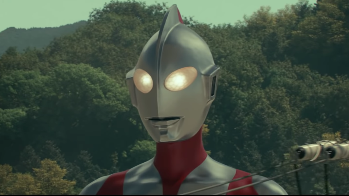 The First Shin Ultraman Movie Footage Is a Modern Blast From the Past